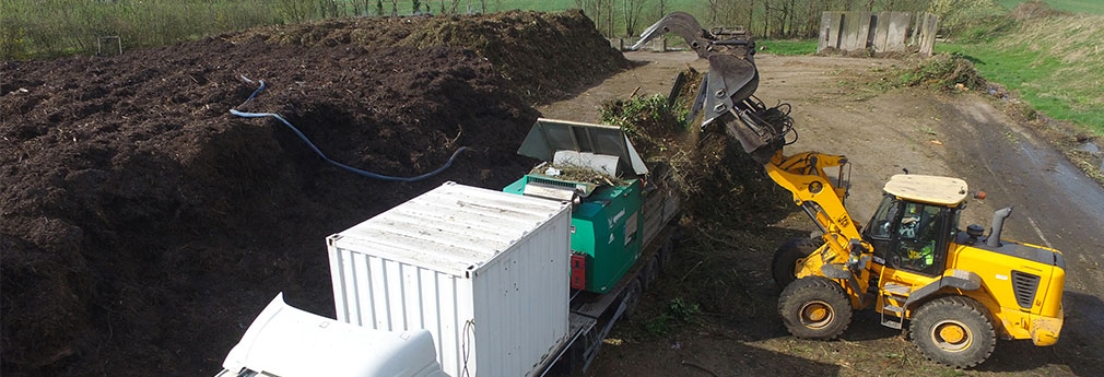 dechets verts compost