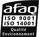 afaq ISO 2001 ISO 14001