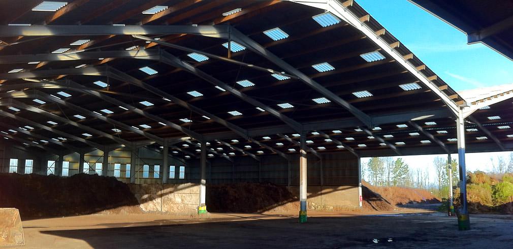Hangar compost