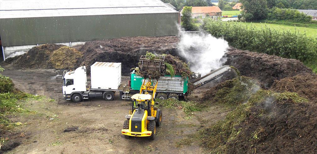 Traitement des déchets organiques