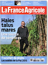 Article La France Agricole